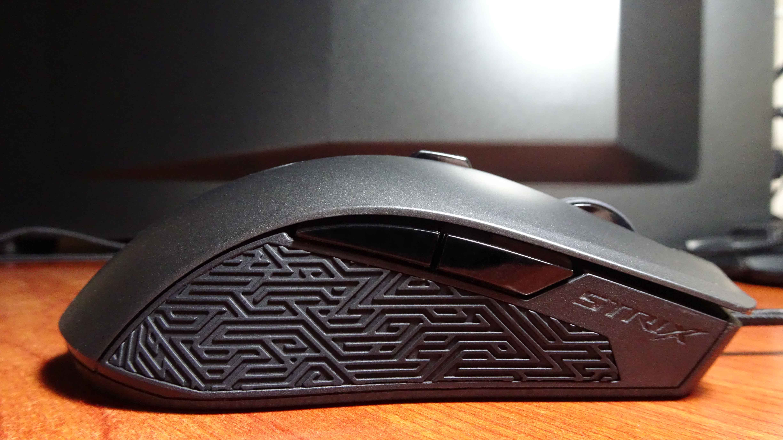 Asus ROG Strix Evolve Gaming Mouse Alçak Profil Sağdan Görünüm