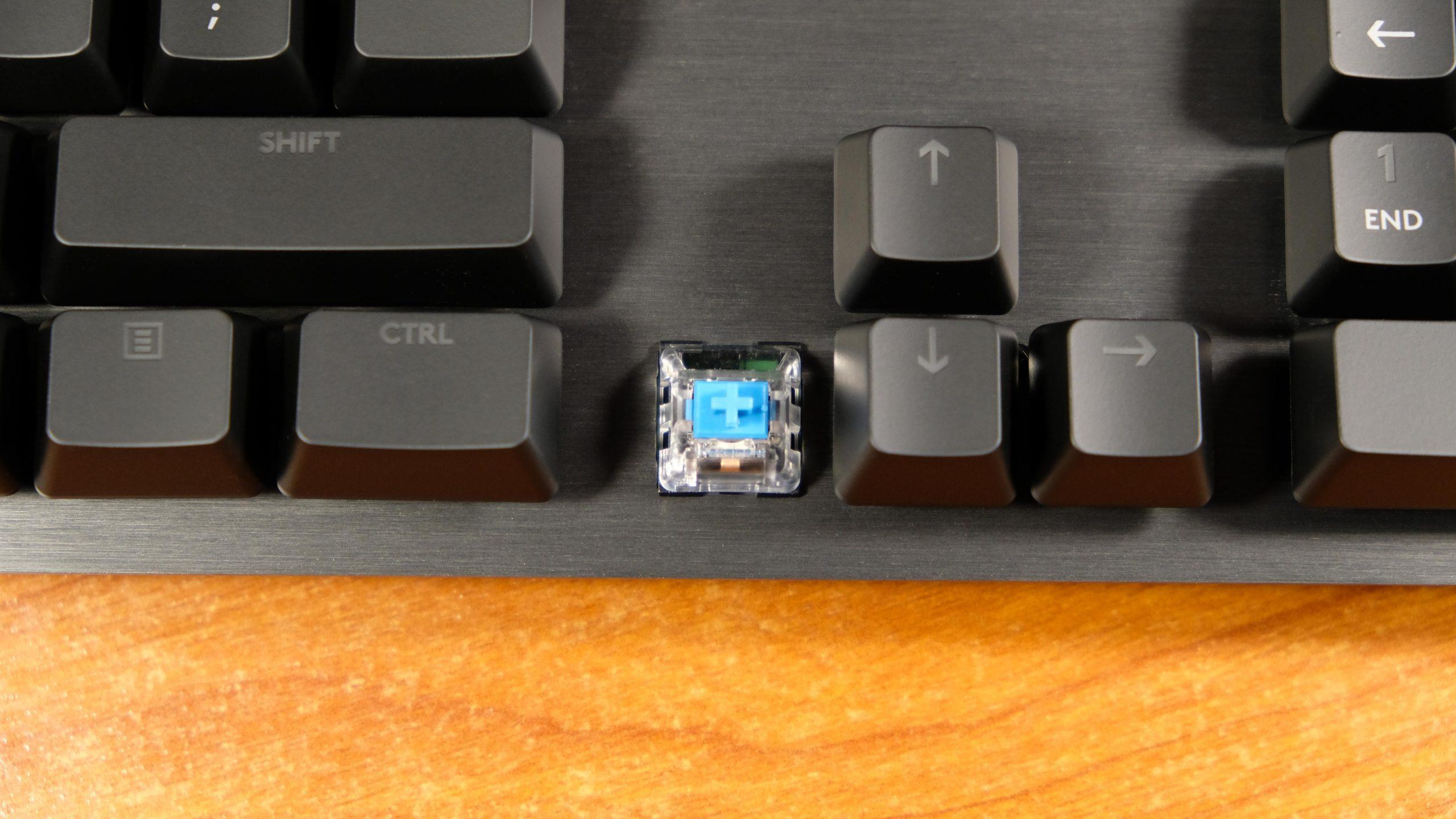 GX Blue Switch